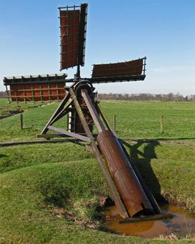 (boktjasker), Augustinusga, Foto: Edo Werkman (21-3-2009). | Database Nederlandse molens