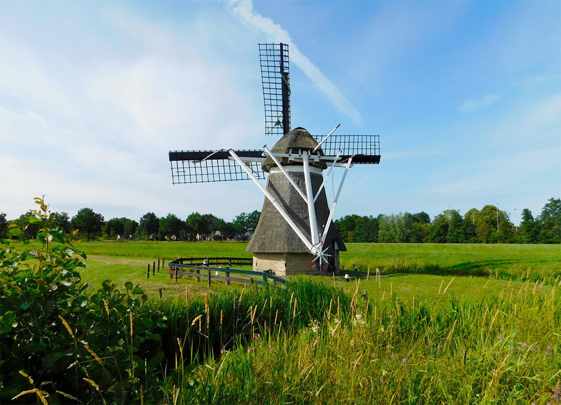 De Mûnts, Buitenpost | Nederlandse Molendatabase