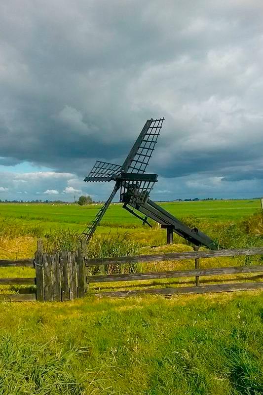 Bekijk molen De Zandpoel / Sânpoel