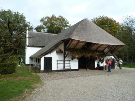 Tredmolen uit Varik, Arnhem, NN | Database Nederlandse molens