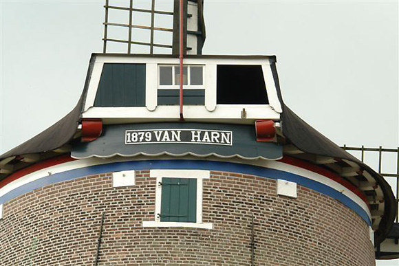 De Zwaan, Lienden, Frits Kruishaar (5-8-2008). | Database Nederlandse molens