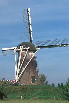 Wittebrinkse Molen, Zelhem-Wittebrink, Willem Jans (28-9-2001). | Database Nederlandse molens