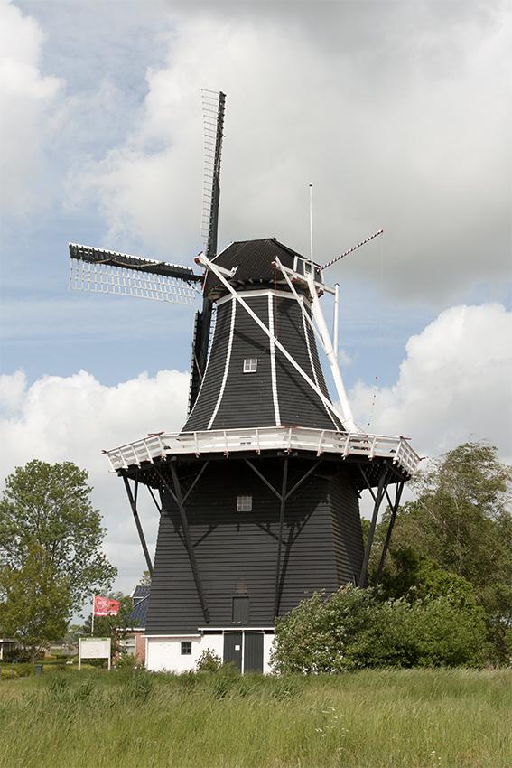 De Kievit, Grijpskerk, Bram Westerink (23-5-2020) | Database Nederlandse molens