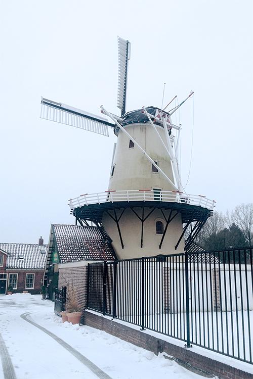 De Hoop, Haren, Jaïr van den Broek (4-1-2016) | Database Nederlandse molens