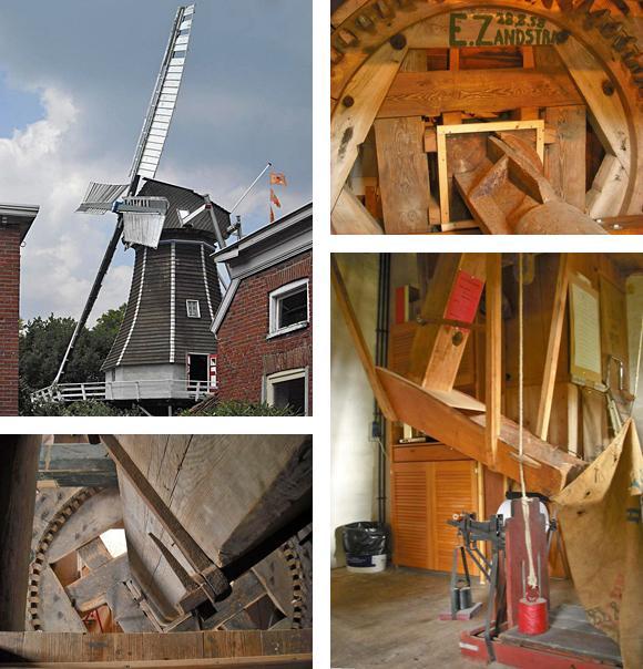 Stel's Meulen, Harkstede, Rob Hoving (24-6-2010). | Database Nederlandse molens