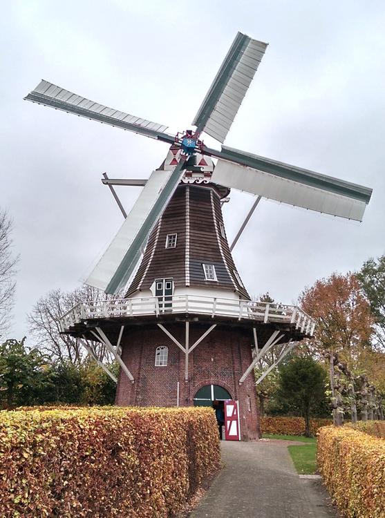 Stel's Meulen, Harkstede | Nederlandse Molendatabase