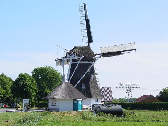 De Hoop, Kropswolde, Harmannus Noot (05-06-2005) | Database Nederlandse molens
