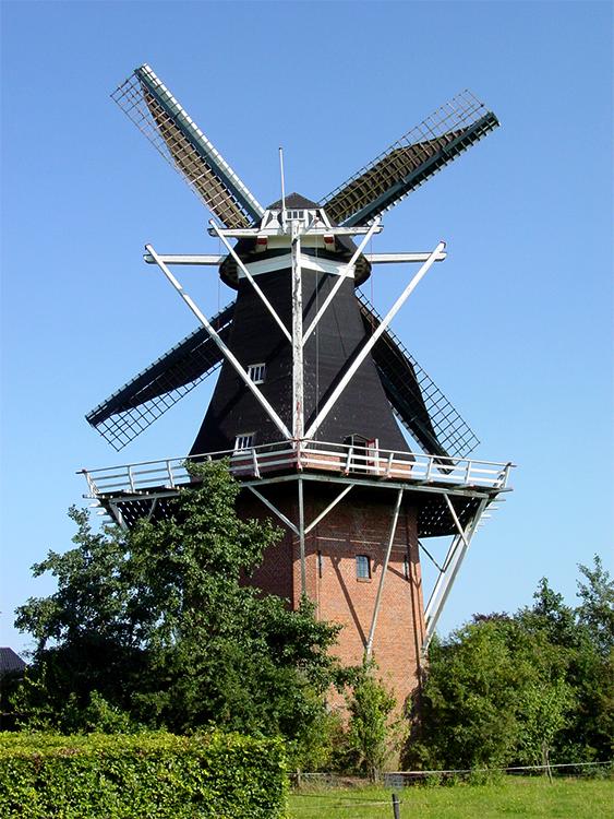 Nieberter molen, Niebert, Harmannus Noot (3-9-2005)   Database Nederlandse molens