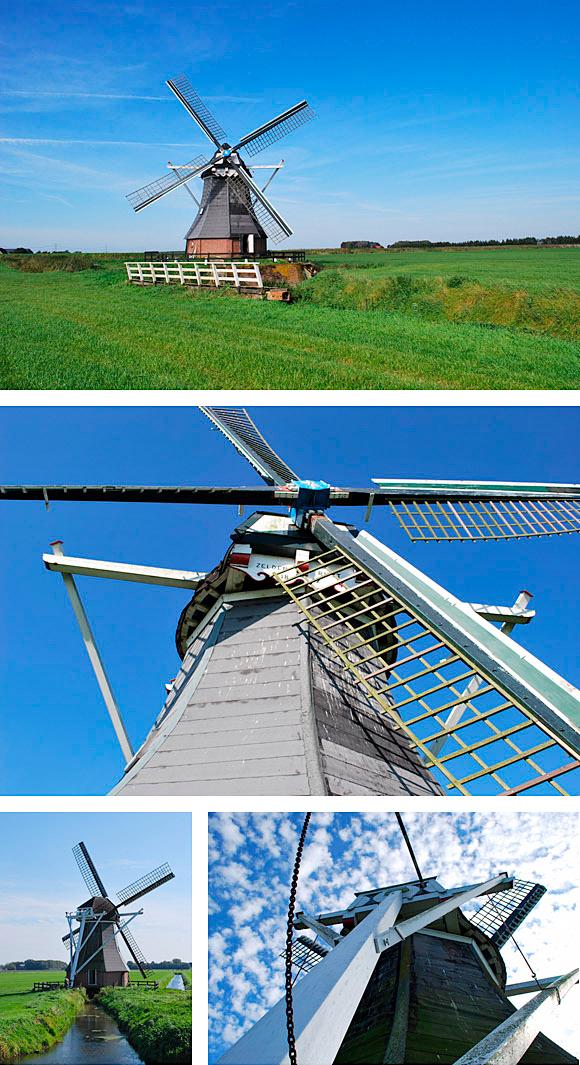 Westerse Molen / Zeldenrust, Nieuw-Scheemda, Martijn Scholtens (3-10-2010) | Database Nederlandse molens