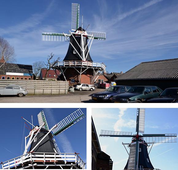 Windlust, Overschild, Martijn Scholtens (25-3-2012). | Database Nederlandse molens
