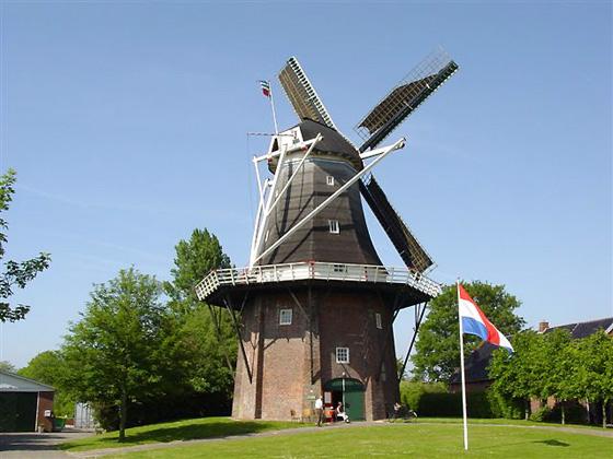 Eva, Usquert, Harmannus Noot (10-06-2006) | Database Nederlandse molens