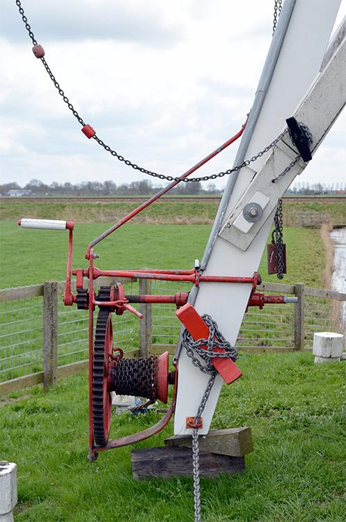 Hilmahuistermolen, Visvliet, Rob Hoving (27-4-2013) | Database Nederlandse molens