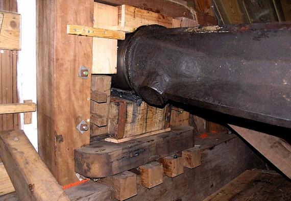 Zeldenrust, Westerwijtwerd, Willem Jans (12-6-2005). | Database Nederlandse molens