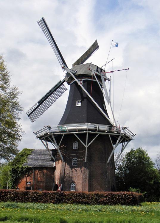 Molen Berg, Winschoten, Martin E. van Doornik (9-5-2015). | Database Nederlandse molens