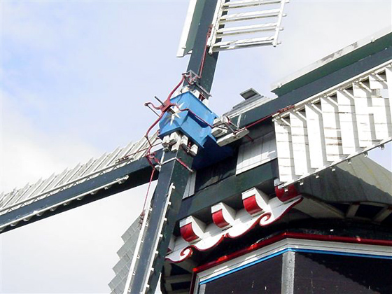 Molen Berg, Winschoten, Harmannus Noot (20-5-2006) | Database Nederlandse molens