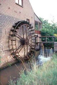 Watermolen van Geijsteren, Geijsteren, Willem Jans (27-7-2001) | Database Nederlandse molens