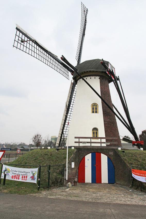 Sint Anna, Weert-Keent, Ton Koorevaar (15-3-2015)   Database Nederlandse molens