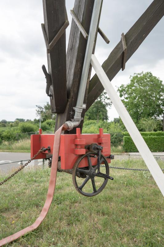 Sint Anna, Weert-Keent, Marcel van Nies (13-6-2018)   Database Nederlandse molens
