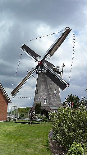 Eendracht maakt Macht, Meterik, Foto: Ton Slings (15-5-2011).   Database Nederlandse molens