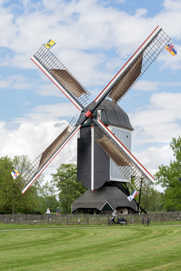 Standerdmolen Urmond Nederlandse Molendatabase