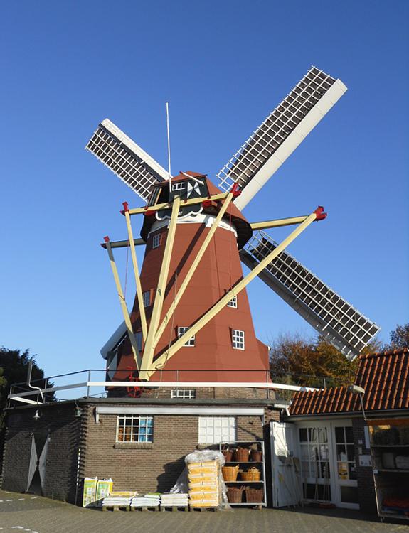 Bekijk molen Janzona