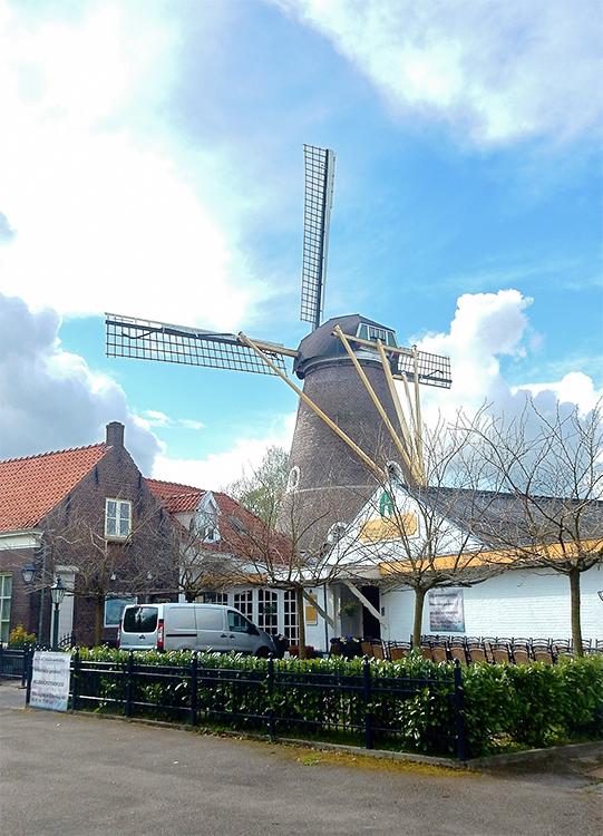 Hertogin van Brabant, Drunen, Tony Hop (27-4-2016) | Database Nederlandse molens