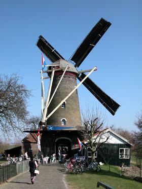 Zeldenrust, Hooge Zwaluwe, A.J. Wisse (23-3-2003). | Database Nederlandse molens