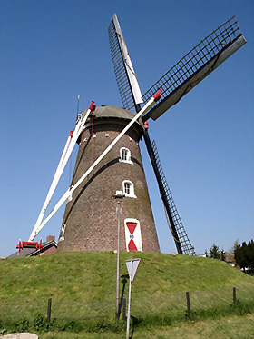 Zeldenrust, Lith, Marcel Stroo (21-4-2005) | Database Nederlandse molens