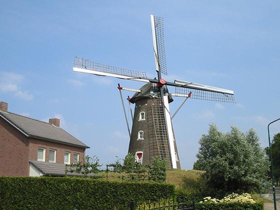 Zeldenrust, Lith, Rob Pols (20-7-2006) | Database Nederlandse molens