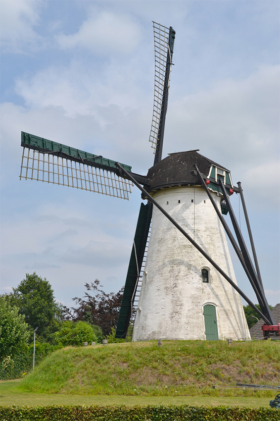 De Deen, Luyksgestel, Rob Pols (8-8-2015) | Database Nederlandse molens