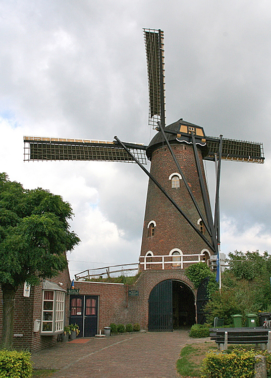 De Grenswachter, Luyksgestel, John Scholte (3-8-2010)   Database Nederlandse molens