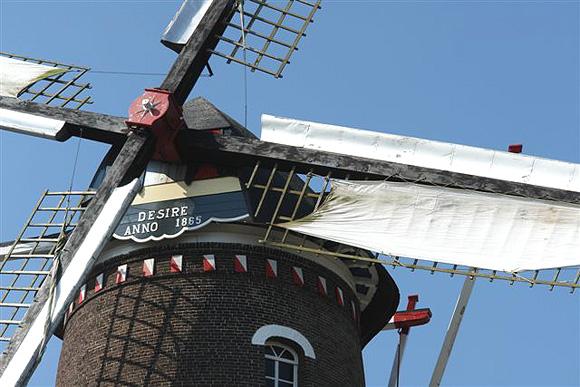 Desiré , Megen, Frits Kruishaar (30-07-2008) | Database Nederlandse molens