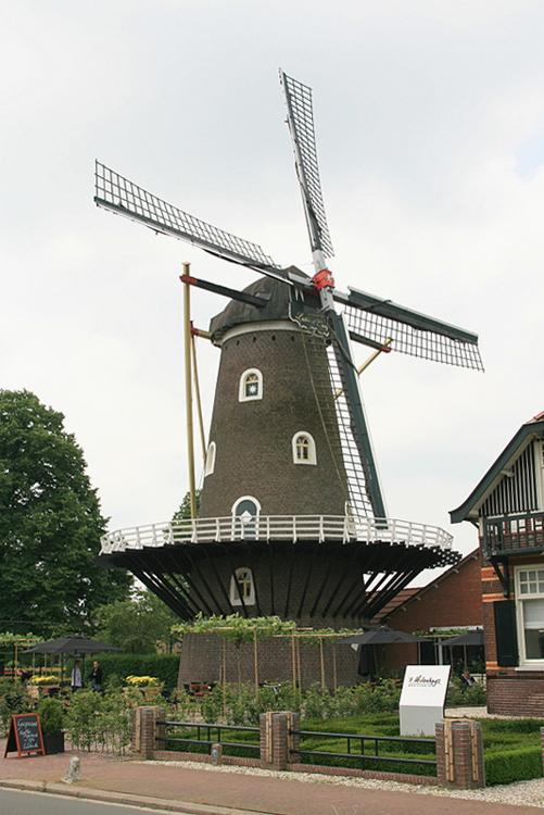 Luctor et Emergo, Rijkevoort, John Scholte (20-6-2012). | Database Nederlandse molens