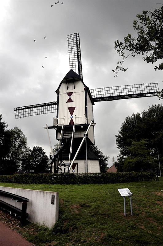 (standerdmolen), Rosmalen, Jan de Goede (6-9-2018) | Database Nederlandse molens