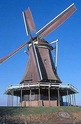 De Herder, Medemblik, Willem Jans (5-1-2002). | Database Nederlandse molens