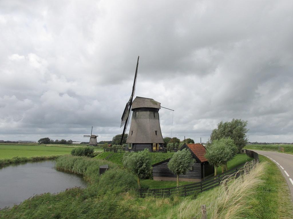 Bovenmolen G, Schermerhorn   Nederlandse Molendatabase