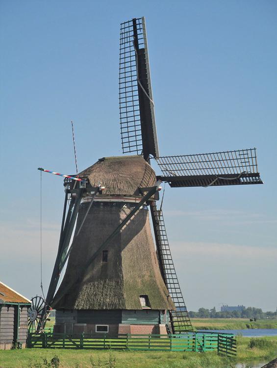 De Koker / Zwarte Hengst, Wormer, Piet Glasbergen (11-6-2014) | Database Nederlandse molens