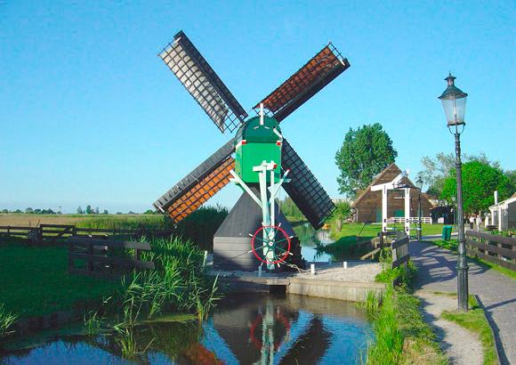 De Hadel, Zaandam, Hessel de Vries (18-6-2005) | Database Nederlandse molens