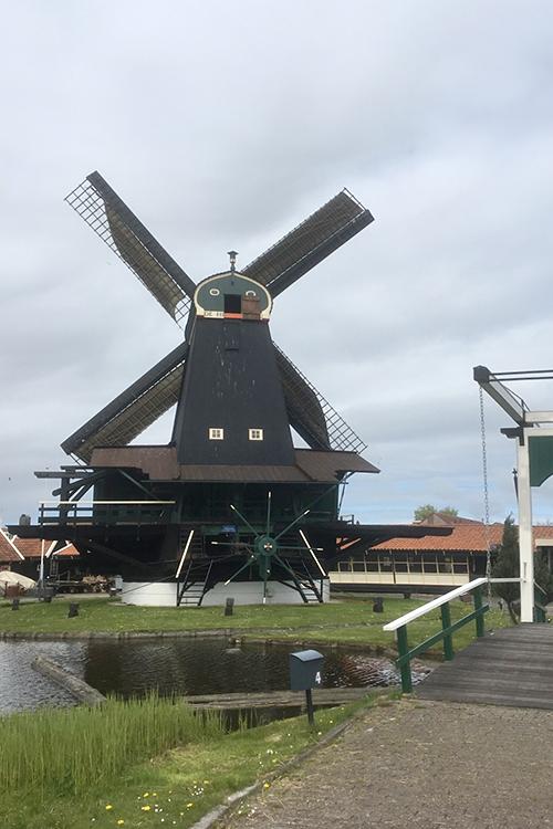 De Held Jozua, Zaandam, Abel van Loenen (22-4-2017) | Database Nederlandse molens
