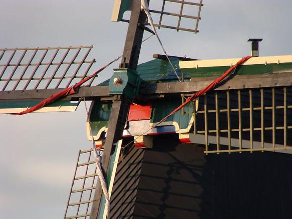 De Held Jozua, Zaandam, Jelle Linnekamp (8-4-2008) | Database Nederlandse molens