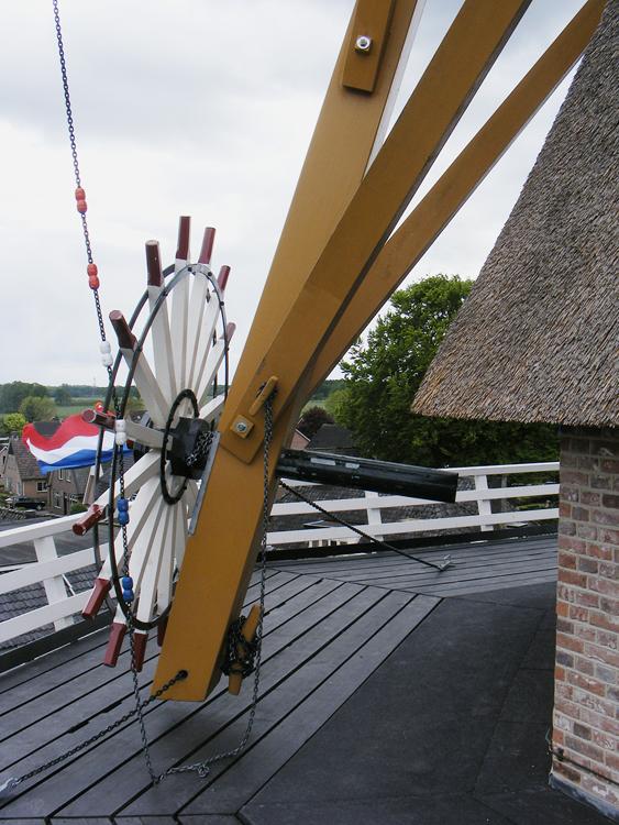 Molen Fakkert, Hoonhorst, Martin E. van Doornik (12-5-2012) | Database Nederlandse molens