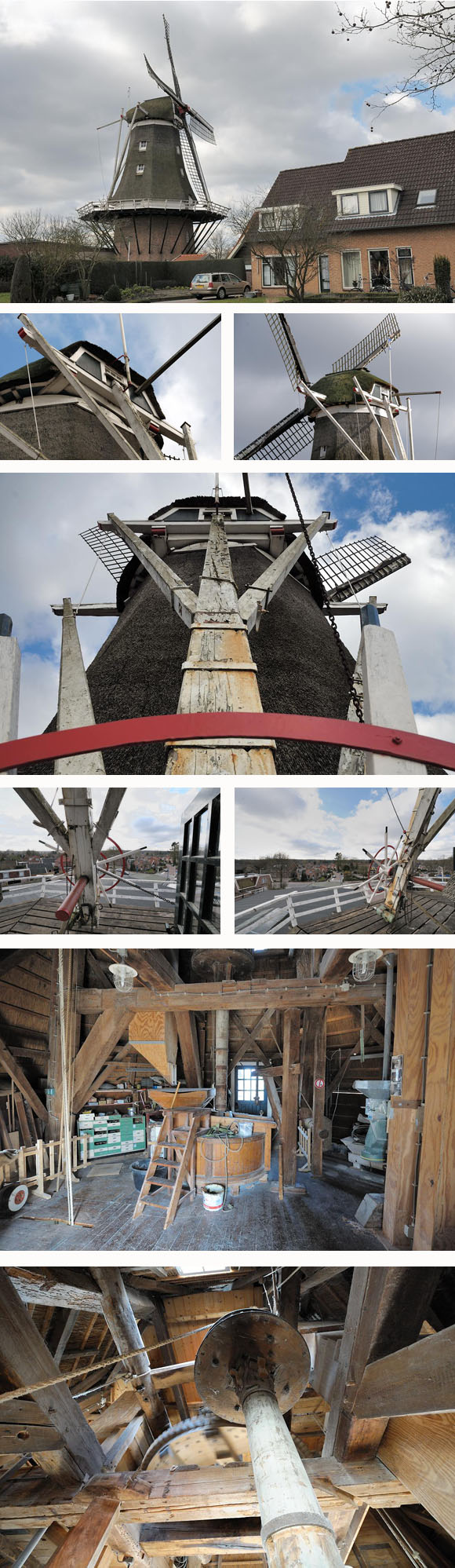 De Hoop, Hellendoorn, Eddy Blenke (06-03-2010) | Database Nederlandse molens