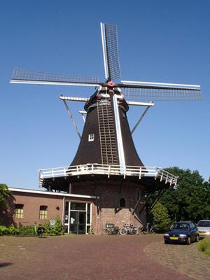 De Wippe / Molen van Fakkert, Hellendoorn, Marcel Stroo (30-5-2007). | Database Nederlandse molens