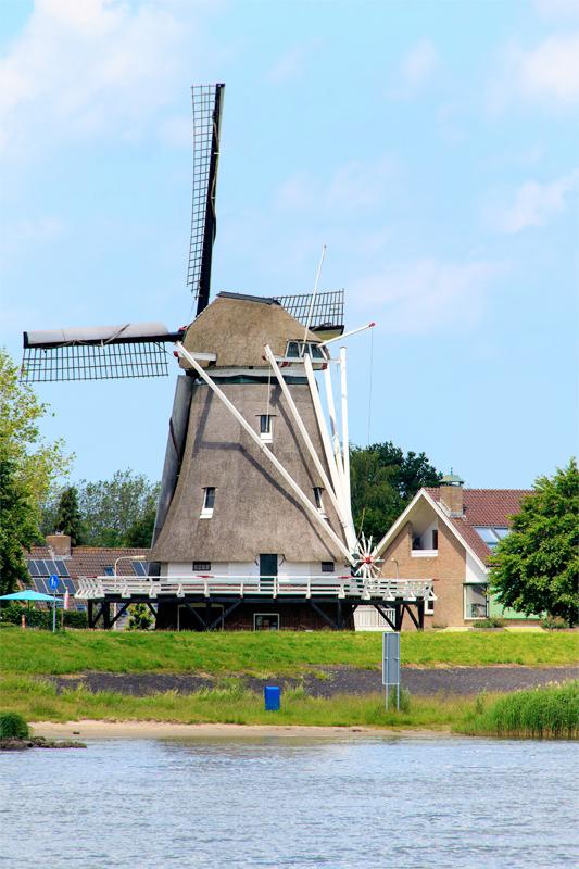 D Olde Zwarver, Kampen, Frank Moerland (17-6-2019) | Database Nederlandse molens
