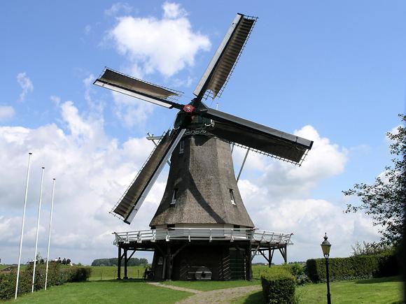 D Olde Zwarver, Kampen, Frans van Unen (28-7-2007) | Database Nederlandse molens