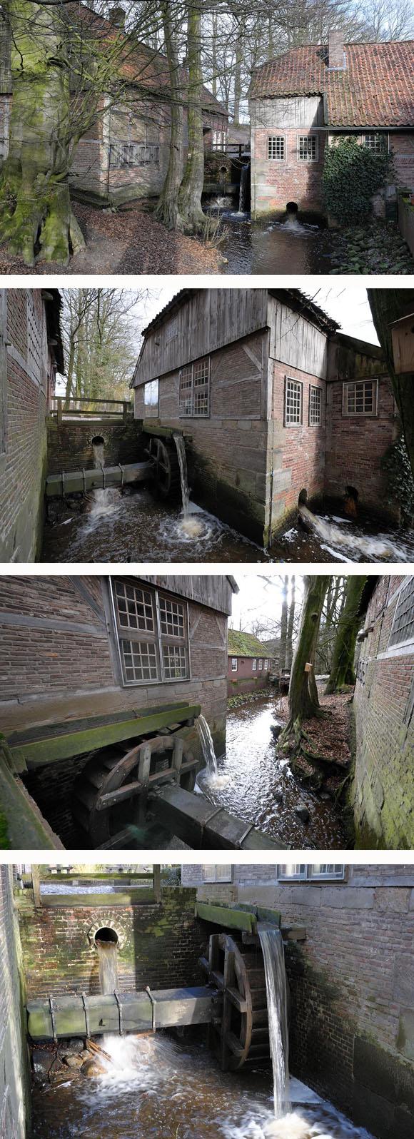 Watermolen Bels, Mander, Eddy Blenke (01-03-2010) | Database Nederlandse molens