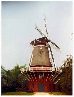 De Pionier, Slagharen, Rob Pols (juli 1984). | Database Nederlandse molens