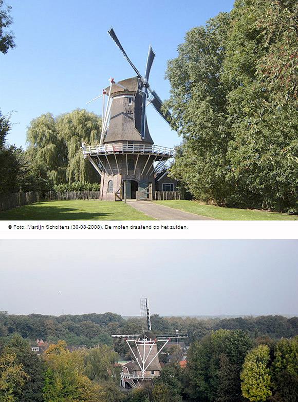 De Pionier, Slagharen, Vincent Mepschen (22-10-2009) | Database Nederlandse molens