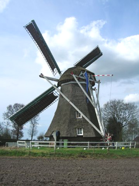 De Leijen, Staphorst, Toby de Kok (april 2006) | Database Nederlandse molens