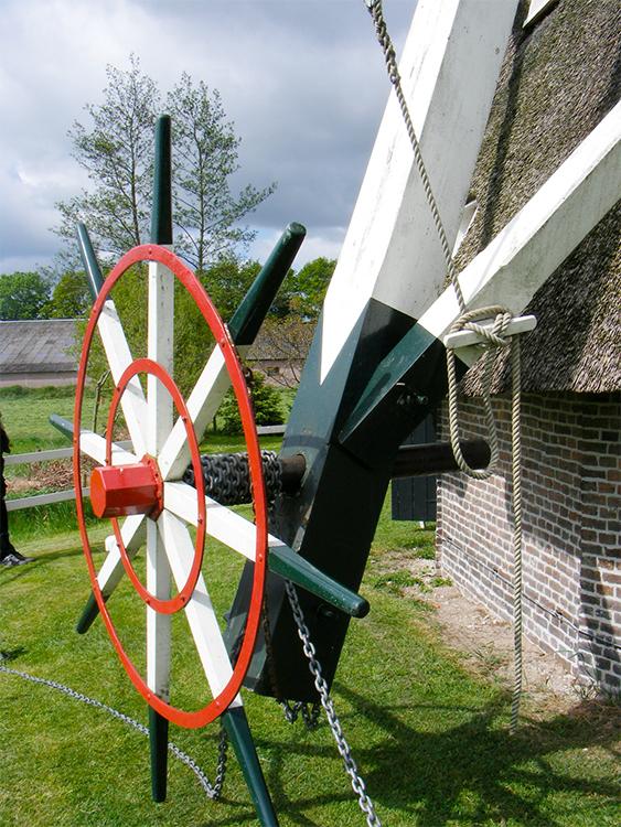 De Leijen, Staphorst, Martin E. van Doornik (12-5-2012) | Database Nederlandse molens